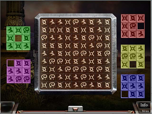 Spil Screenshot 3 Millennium Secrets: Roxannes halskæde