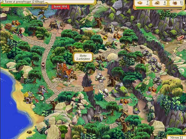Spil Screenshot 2 Mit kongerige for prinsessen 2