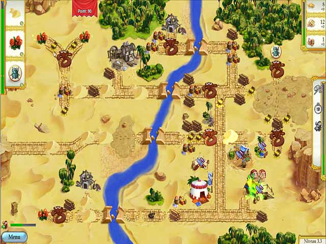 Spil Screenshot 3 Mit kongerige for prinsessen 3