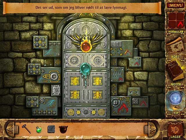 Spil Screenshot 3 Mysteries of Magic Island
