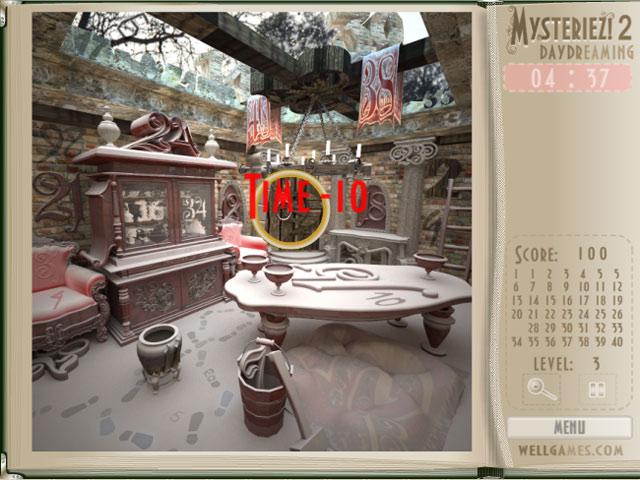 Spil Screenshot 2 Mysteriez 2