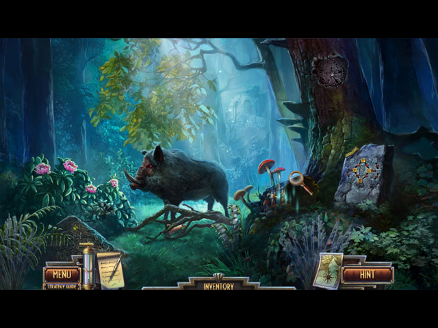 Spil Screenshot 2 Mysterium: Lake Bliss Collector's Edition