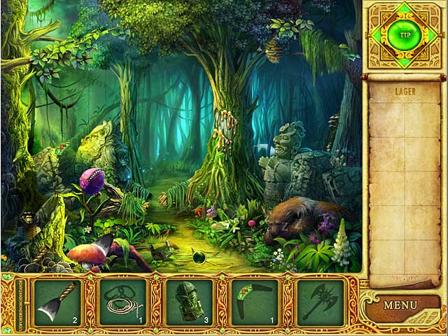 Spil Screenshot 1 Mystery Age: Imperiets stav