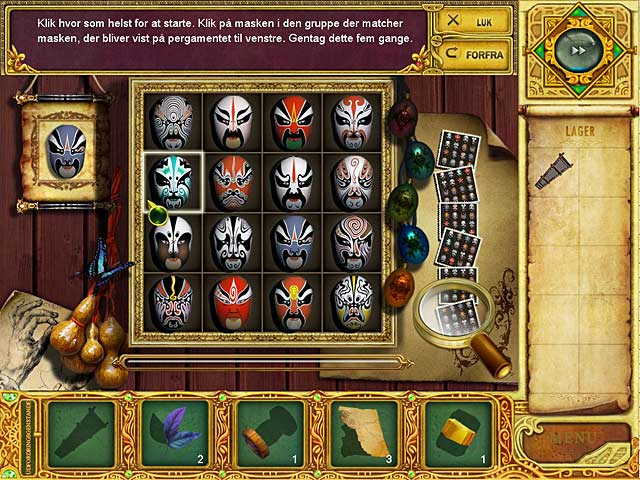 Spil Screenshot 2 Mystery Age: Imperiets stav