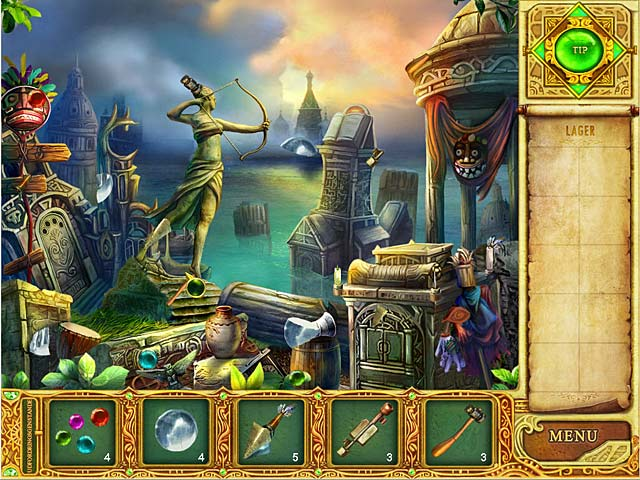 Spil Screenshot 3 Mystery Age: Imperiets stav