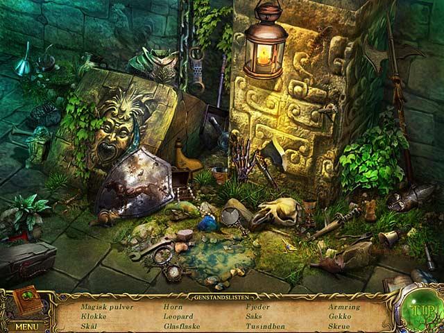 Spil Screenshot 2 Mystery Age: Mørkets præster
