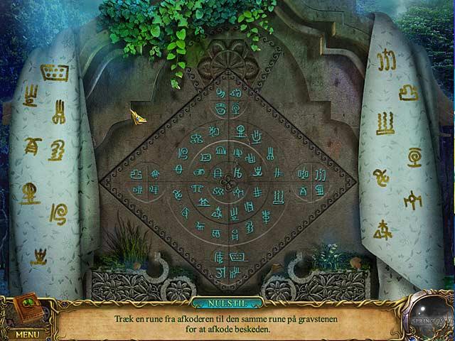 Spil Screenshot 3 Mystery Age: Mørkets præster