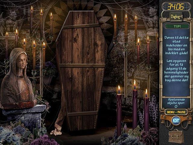 Spil Screenshot 1 Mystery Case Files: Ravenhearst