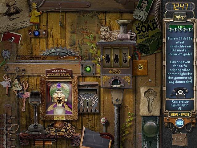 Spil Screenshot 3 Mystery Case Files: Ravenhearst