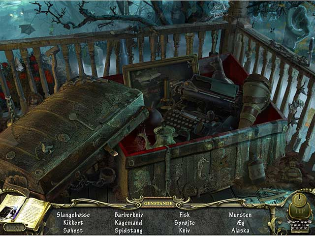 Spil Screenshot 2 Mystery Case Files: Tilbage til Ravenhearst