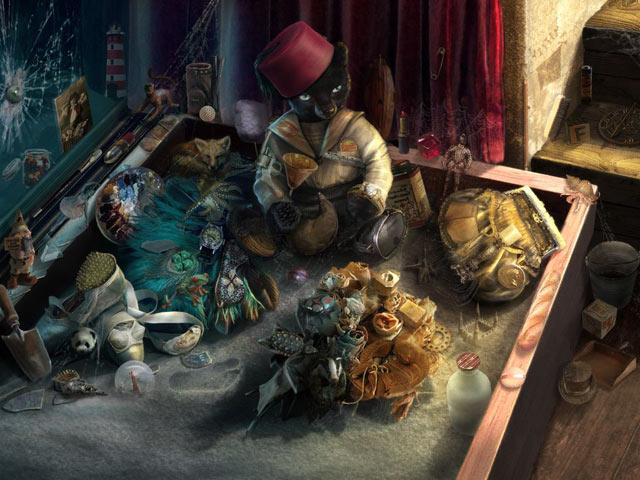 Spil Screenshot 3 Mystery Legends: The Phantom of the Opera
