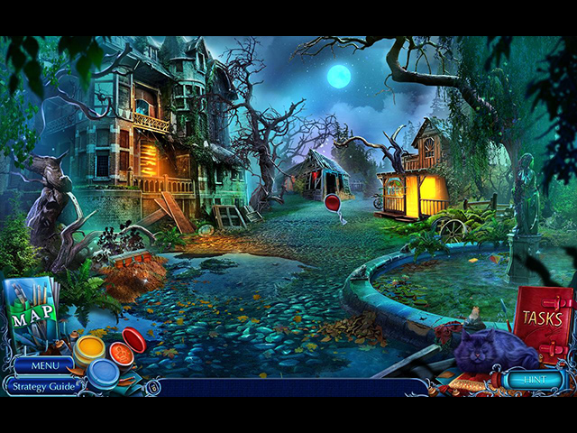 Spil Screenshot 1 Mystery Tales: Art and Souls Collector's Edition