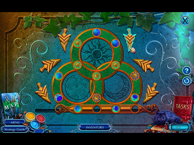 Spil Screenshot 3 Mystery Tales: Art and Souls Collector's Edition