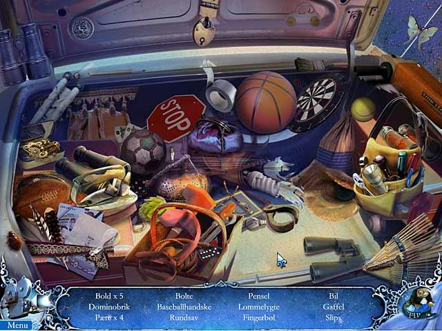 Spil Screenshot 2 Mystery Trackers: Raincliff