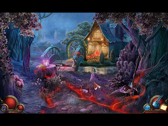 Spil Screenshot 2 Nevertales: The Beauty Within Collector's Edition