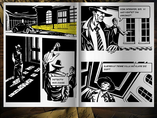 Spil Screenshot 2 Nick Chase: A Detective Story