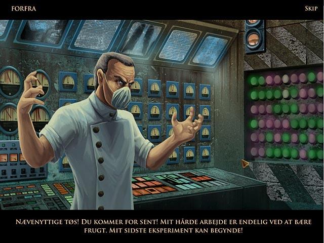 Spil Screenshot 1 Nightfall Mysteries: Galeanstalten