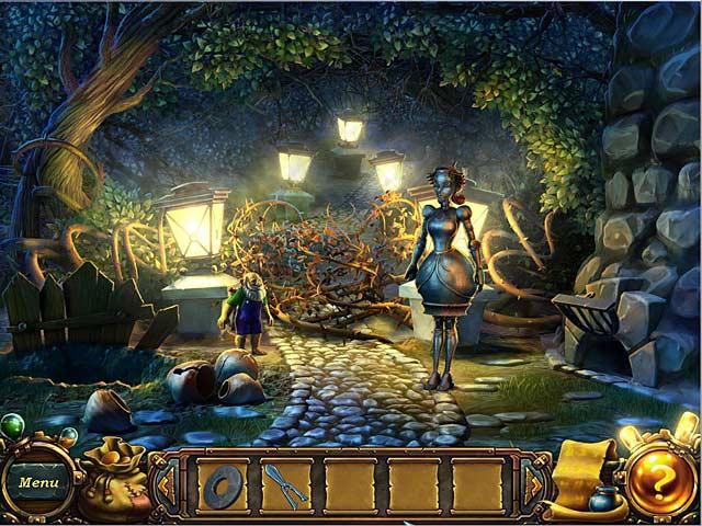 Spil Screenshot 2 Oddly Enough: Rottefængeren