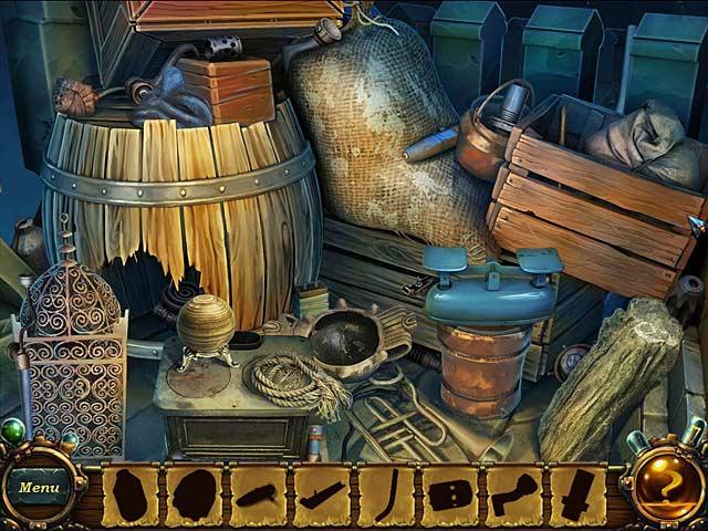Spil Screenshot 3 Oddly Enough: Rottefængeren
