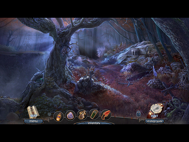 Spil Screenshot 1 Paranormal Files: The Hook Man's Legend Collector's Edition