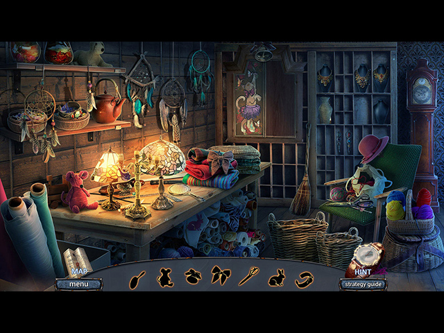 Spil Screenshot 2 Paranormal Files: The Hook Man's Legend Collector's Edition