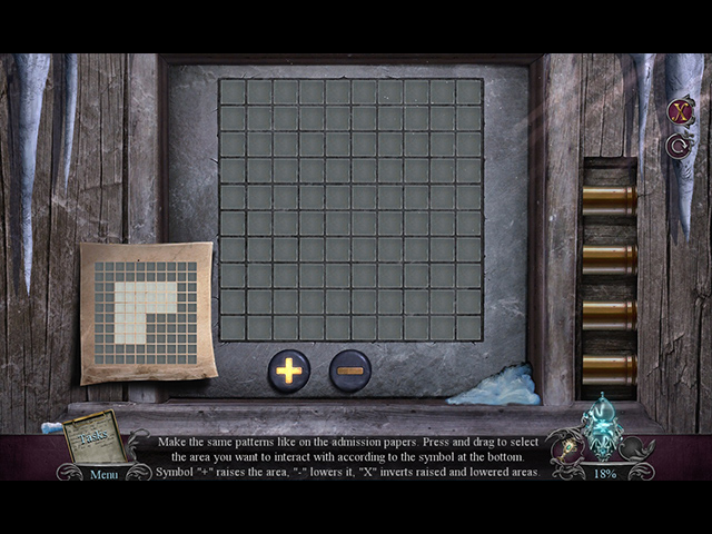 Spil Screenshot 3 Phantasmat: Remains of Buried Memories Collector's Edition