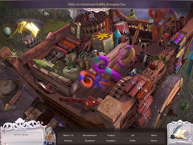 Spil Screenshot 2 Princess Isabella: Forbandelsen vender tilbage