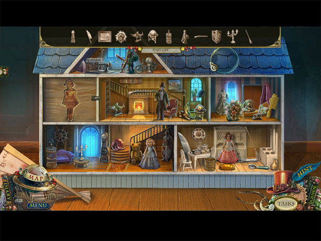 Spil Screenshot 1 PuppetShow: Lightning Strikes Collector's Edition