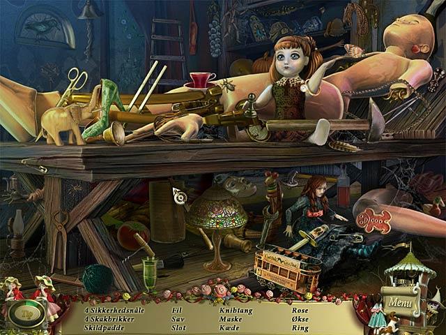 Spil Screenshot 2 PuppetShow: Mysteriet i Joyville