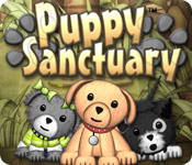 Feature Screenshot Spil Puppy Sanctuary