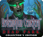 Feature Screenshot Spil Redemption Cemetery: Dead Park Collector's Edition