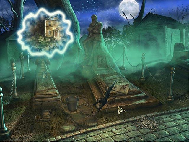 Spil Screenshot 1 Redemption Cemetery: Ravnens forbandelse