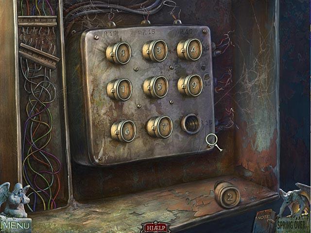 Spil Screenshot 3 Redemption Cemetery: Ravnens forbandelse