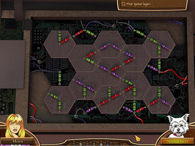 Spil Screenshot 2 Relics of Fate: En sag for Penny Macey