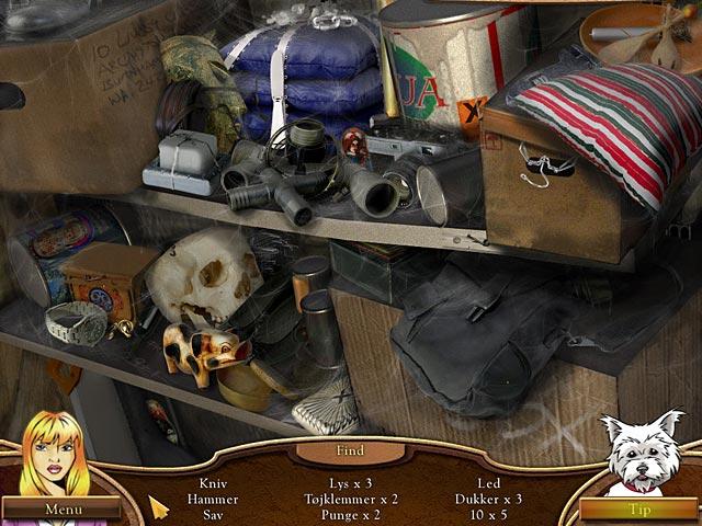 Spil Screenshot 3 Relics of Fate: En sag for Penny Macey