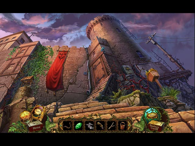 Spil Screenshot 2 Revived Legends: Road of the Kings Collector's Edition