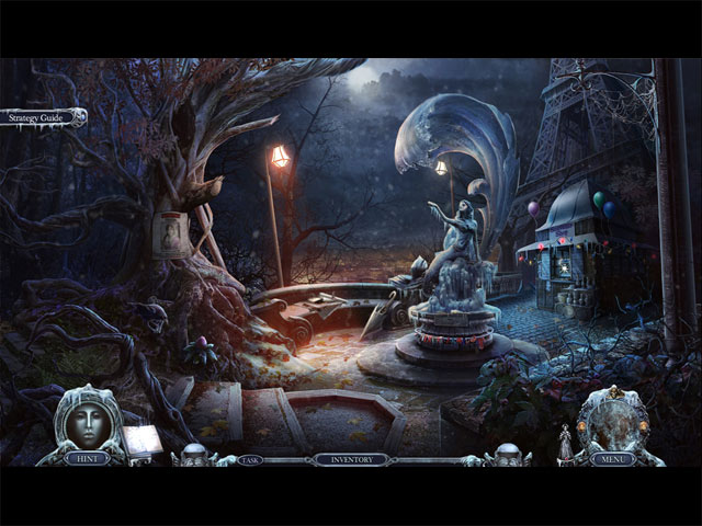 Spil Screenshot 2 Riddles of Fate: Memento Mori Collector's Edition