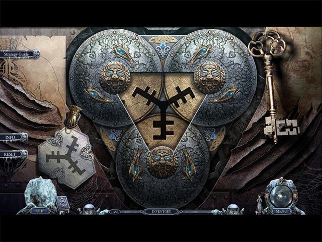 Spil Screenshot 3 Riddles of Fate: Memento Mori Collector's Edition