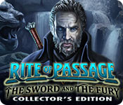 Rite of Passage: The Sword and the Fury Collector'