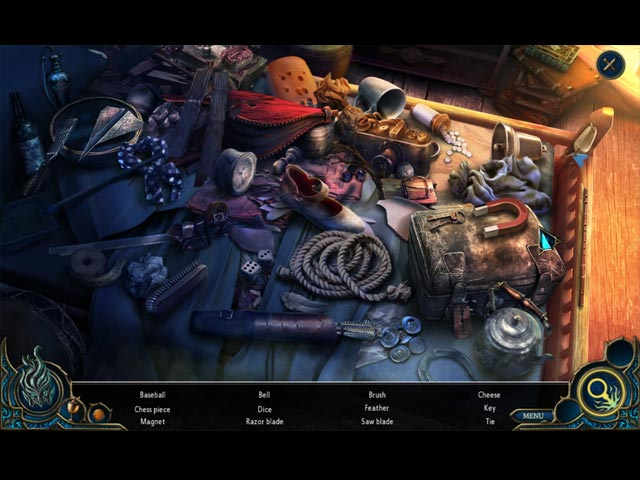 Spil Screenshot 2 Rite of Passage: The Sword and the Fury Collector's Edition
