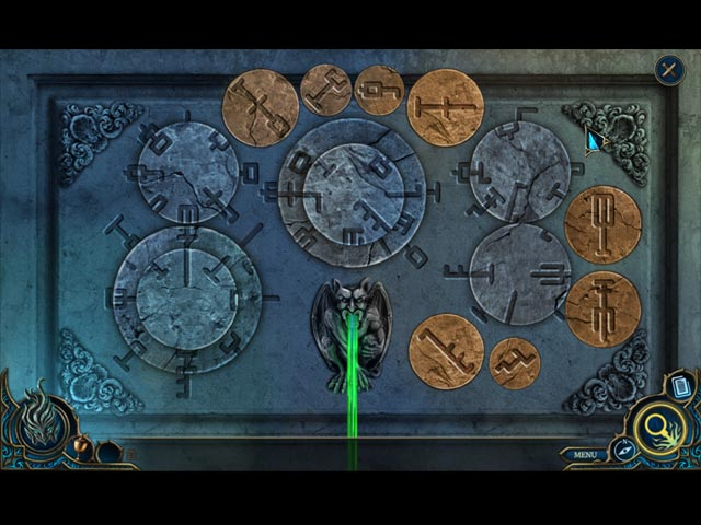 Spil Screenshot 3 Rite of Passage: The Sword and the Fury Collector's Edition