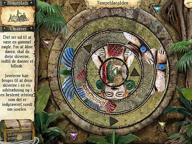Spil Screenshot 3 Robinson Crusoes eventyr