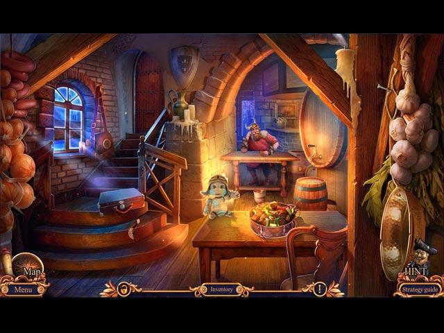 Spil Screenshot 1 Royal Detective: Legend Of The Golem Collector's Edition