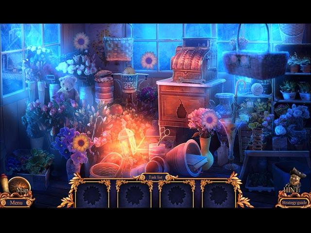 Spil Screenshot 2 Royal Detective: Legend Of The Golem Collector's Edition