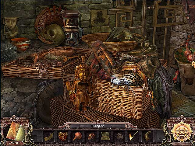 Spil Screenshot 1 Secrets of the Dark: Temple of Night