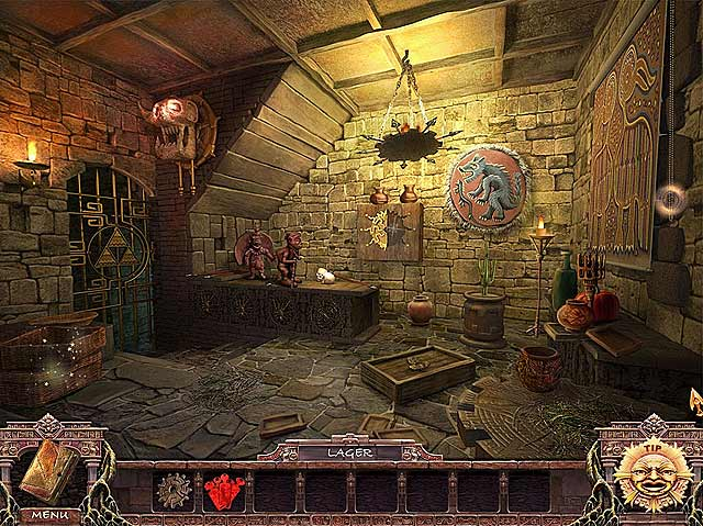 Spil Screenshot 2 Secrets of the Dark: Temple of Night