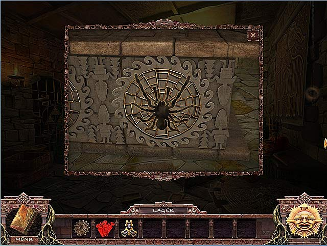 Spil Screenshot 3 Secrets of the Dark: Temple of Night