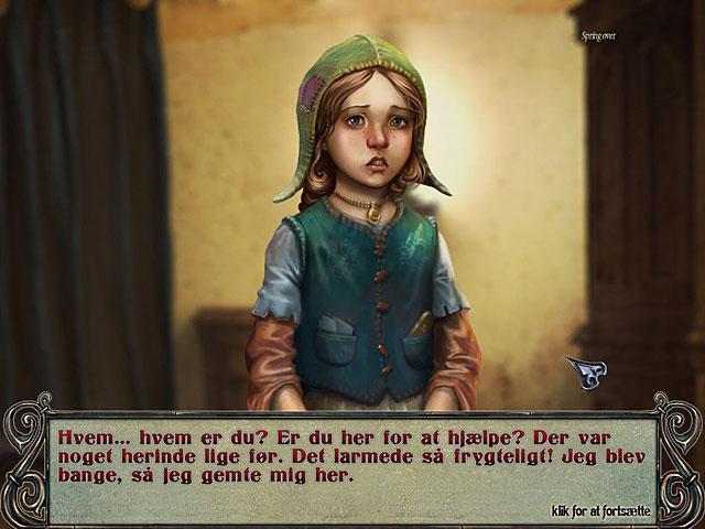 Spil Screenshot 1 Shadow Wolf Mysteries: Fuldmånens forbandelse
