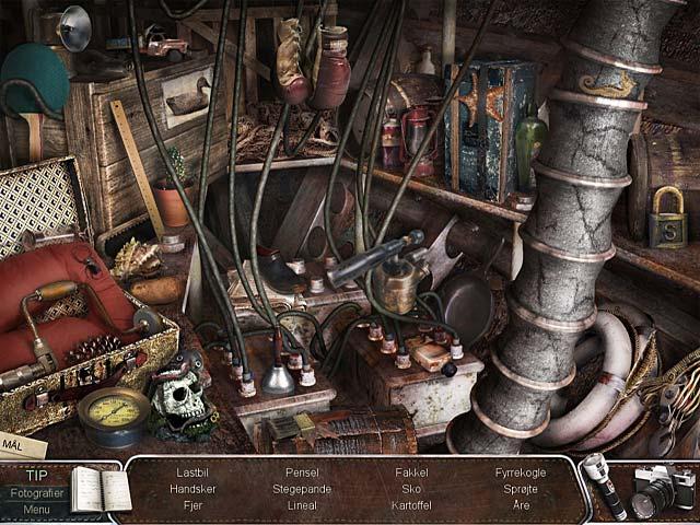 Spil Screenshot 2 Shiver: Den forsvundne blaffer