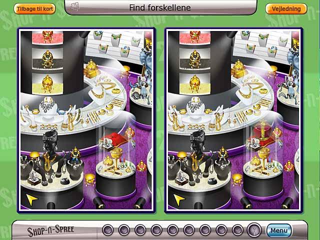 Spil Screenshot 2 Shop-n-Spree: Familieformuen